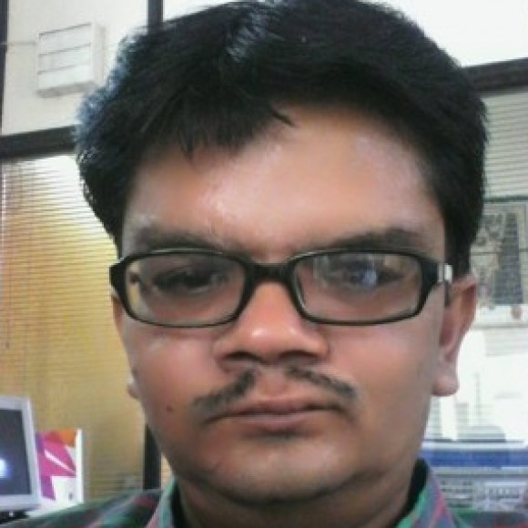 Profile picture of Tushar Anilbhai Khagram