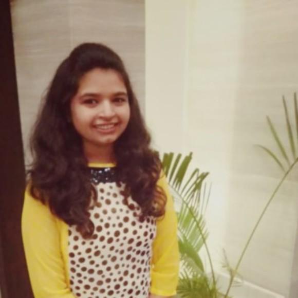 Profile picture of Priyal B thakkar