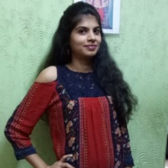 Profile picture of Ankita Naresh Raithatha
