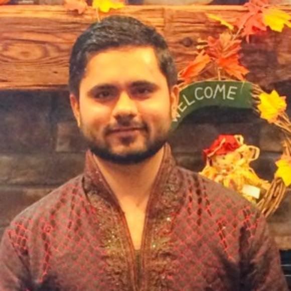 Profile picture of Miraj j Thakkar
