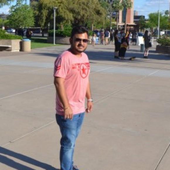 Profile picture of Harsh A Thakkar