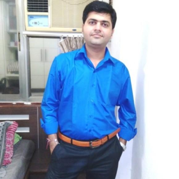 Profile picture of Vaibhav Nitin Kotak