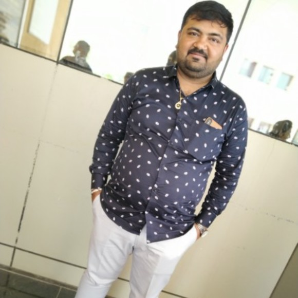 Profile picture of HIREN MANSHUBHAI BHINDA
